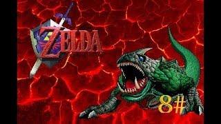 Let's Play Zelda Ocarina of Time [German] [Part 8] - Königlicher Infernosaurus
