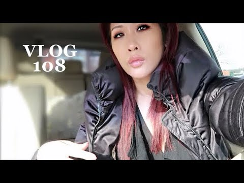 VLOG 108 :: Luxury AF Makeup Skincare, Perfect Bar, F21, Apps!