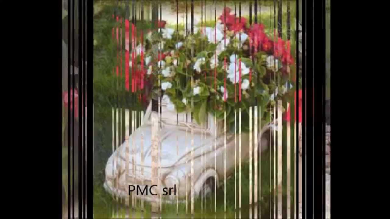 Vasi da giardino in cemento idee per il giardino vasi - Vasi per esterno in cemento ...