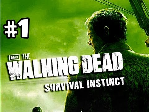I NEED A NEW PLAN - The Walking Dead: Survival Instinct w/ Nova Ep.1