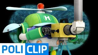 Where is it? | Robocar Poli Rescue Clips