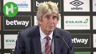 Manuel Pellegrini 'shell-shocked' after West Ham suffer fourth straight defeat - West Ham 0-1 Wolves