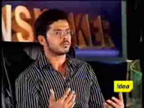 Sreesanth's Interview on Manorama News [4/7]