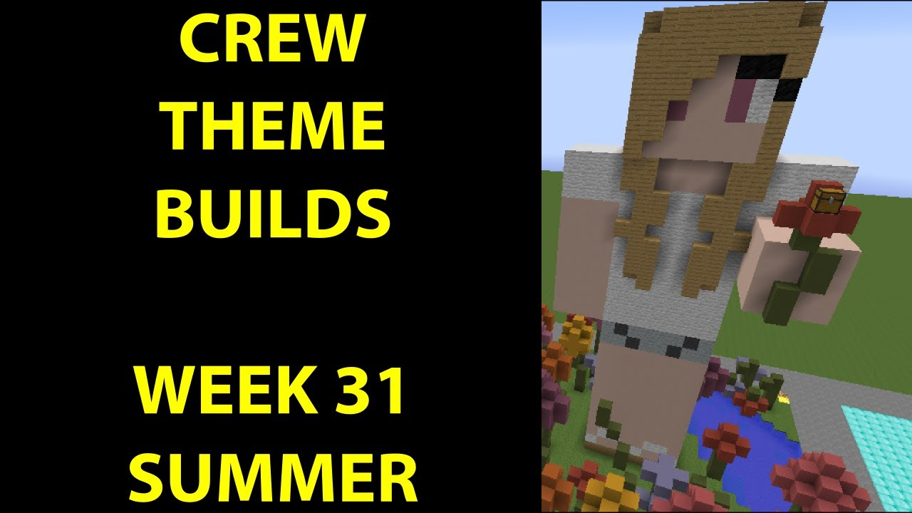 Minecraft Your Theme Builds