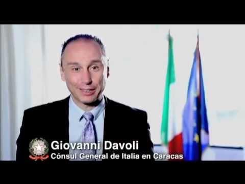 Elezioni Politiche 2013 Italia secondo spot Consolato Generale d'Italia di Caracas Venezuela