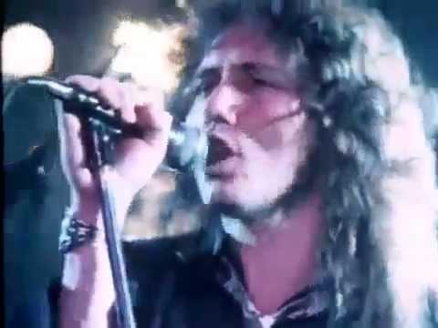 Whitesnake Don't Break My Heart Again 1982 video