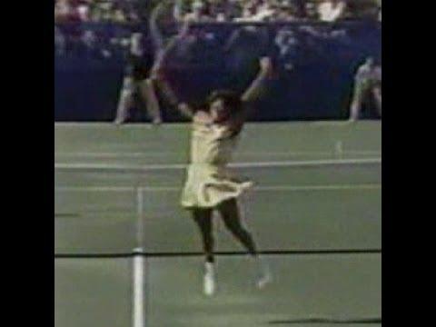 1988 US Open Zina Garrison d Martina Navratilova