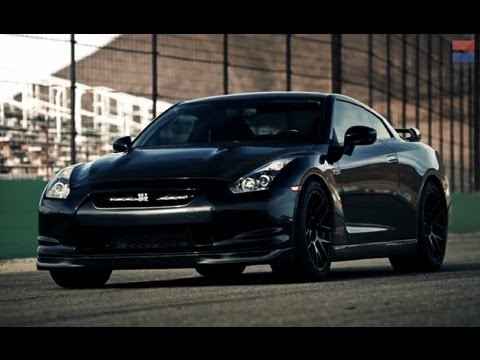 1400 Horsepower AMS Performance Alpha 12 Nissan GT-R – CAR and DRIVER