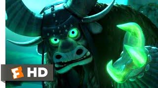 Kung Fu Panda 3 (2016) - Destroying The Jade Palace Scene (6/10) | Movieclips
