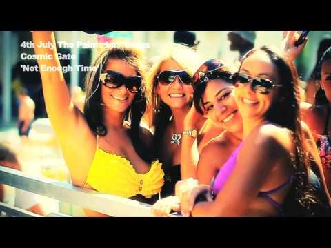 Bikini Party At The Palms!