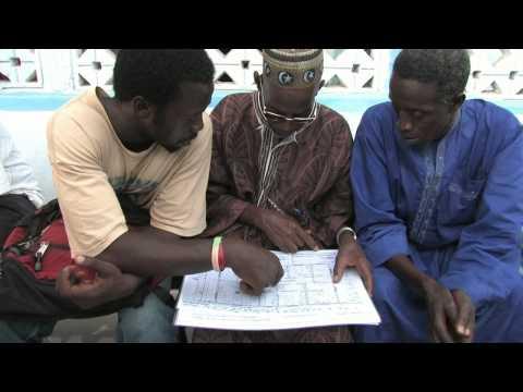 Gambia: Korte Impressie Medische Post in Pinai