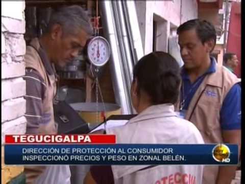 TVC Breves Informativas- Breves Informativas de Tegucigalpa y SPS