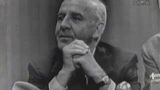 What's My Line? - Walter Winchell (Nov 16, 1952)