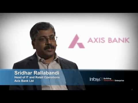Sridhar Rallabandi Head of IT and Retail Operations Axis Bank Ltd