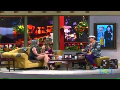 ANGELICA EN THE SUSO´S SHOW