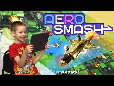 Gramy W Aero Smash - Open Fire! [Darmowa Gra Na Telefon I Tablet]