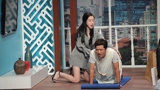 Elly Trần yêu và thú nhận có thai với Trường Giang   Ơn Giời Cậu Đây Rồi Mùa 5 BestCut