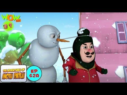 Snow Man - Motu Patlu in Hindi thumbnail