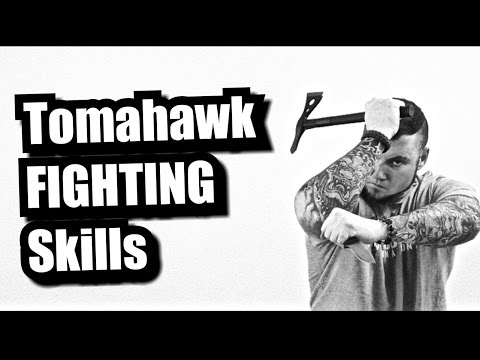Raw Silat Tomahawk Fighting Methods Image 1