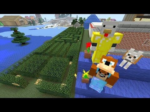 Minecraft Xbox Behind Bars 221