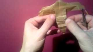 #4 Yakomoga - Origami Alien By Fernando Gilgado Tutorial (part 4 Of 6)