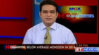 Gold trades flat; commodity bets by experts   The Economic Times Video   ET Now