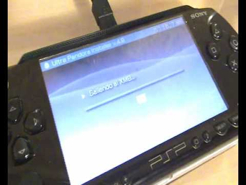 Como Piratear una PSP 1000