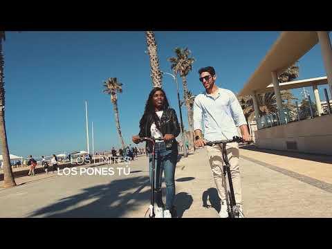 Video prodotto Monopattino E.  Skateflash SK Urban 4.0