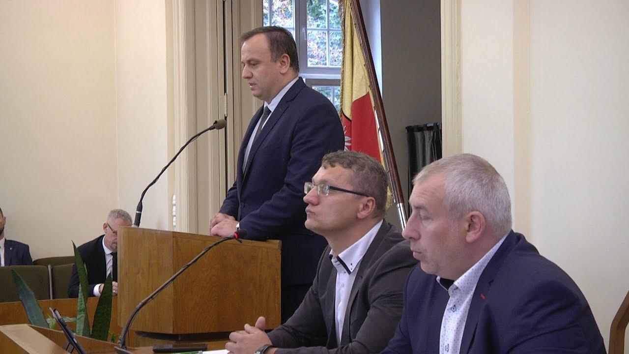 XIX sesja Rady Miejskiej