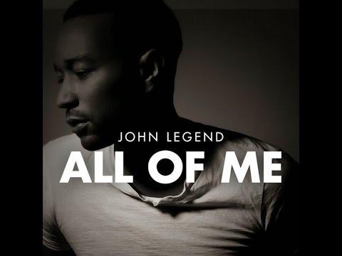 VIDEO MP3 JOHN LEGEND (ALL OF  ME)