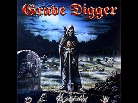 Grave Digger - Sacred Fire