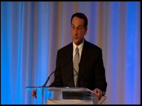 "Mike ""Coach K"" Krzyzewski at the Chicago History Museum s 19th Annual Making History Awards"