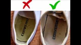 This Is What Those Holes In Your Converse Trainers Are Meant For