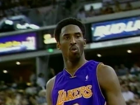 Kobe Bryant Full Highlights vs Sacramento Kings 2001 WCSF GM4 - 48 Pts, 16 Rebs