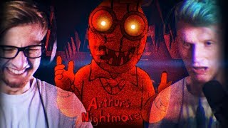 NEVER WRITE A BAD REVIEW ABOUT ARTHUR.. | Arthur's Nightmare