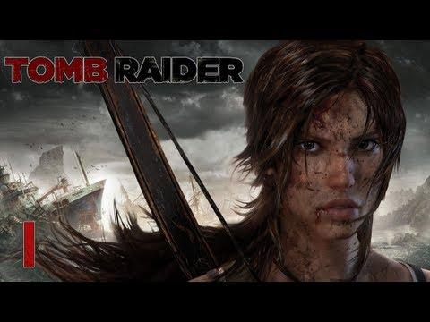 Tomb Raider Walkthrough - Part 1