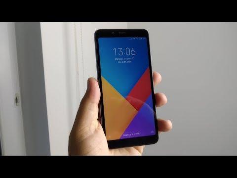 Xiaomi Redmi 6A ► 3 недели с Сяоми!