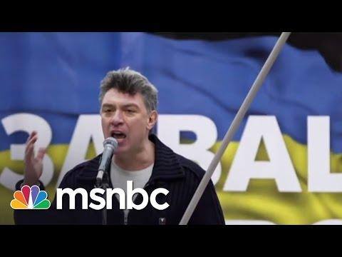 John McCain Addresses Boris Nemtsov's Murder | msnbc
