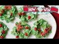 Cornflake Christmas Wreaths | Food Network