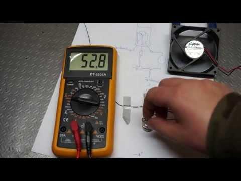 Jak Zrobić Prosty Regulator Obrotów Wentylatora Pod Napięciem S3E2