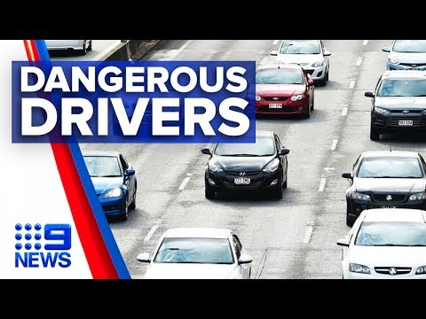 Most dangerous time to be on the road | Nine News Australia
