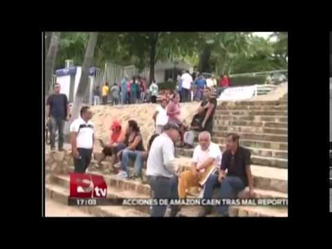 Maestros de la CETEG realizan movilizaciones en Acapulco / Andrea Newman