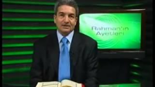 Firavuna gösterilen ayet-i kübra