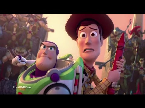 Toy Story That Time Forgot Premiere Commercial video