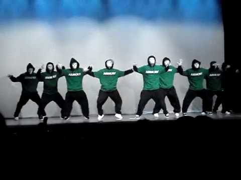 JabbawockeeZ!! Video