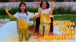 No PASeS por la CAJA iNCORRECTA | AnaNana Toys
