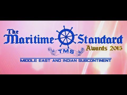 The Maritime Standard Awards-The Corporate Social Responsibility Award