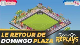 Le retour de DominGo Plaza (Business Tour)