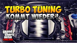 GTA 5 Online: Turbo Tuning Funktioniert wieder ?! - NEUE DLC INFO [LEAKED]