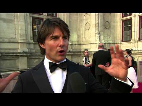 Mission: Impossible: Rogue Nation: Tom Cruise Red Carpet Movie Premiere Interview